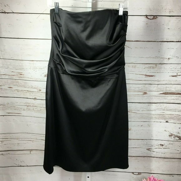 White House Black Market Dresses & Skirts - White House Black Market Strapless Dress 14